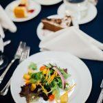 A healthy wedding feast